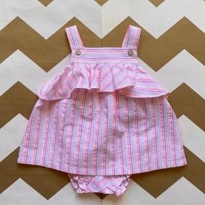 Janie and Jack baby outfit